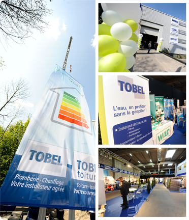 <b>Evènement - Tobel week-end vert</b><br/>